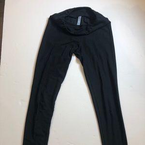 LuLaRoe Tween black leggings